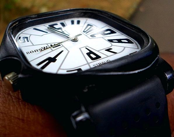 Watch Timepiece Fashion Beauty Gents Wrist Watch F