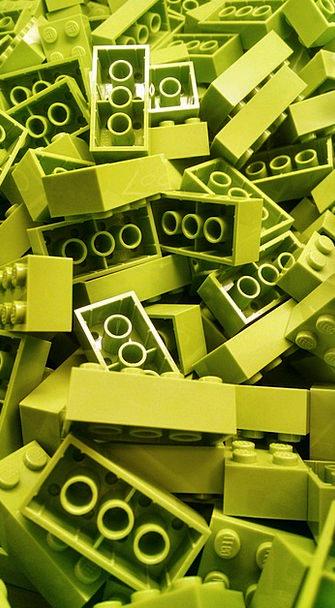 Lego Element Blocks Chunks Building Block Creative