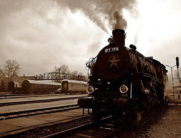 Locomotive Traffic Bar Transportation Transport Co
