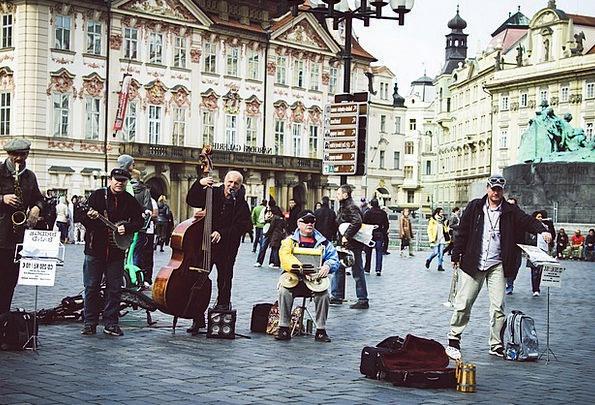 Photo Photograph Choirs Street Musicians Musicians