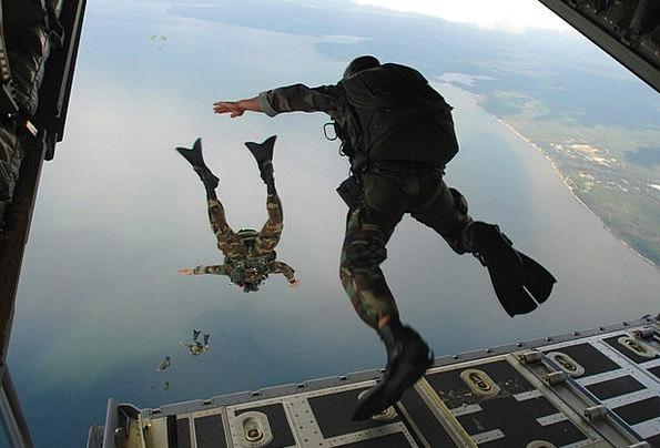 Combat Diver Sonderkommando Special Forces War Fro
