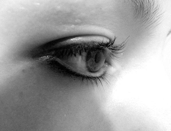 Eye Judgment Lassie Black Dark Girl Makeup White S
