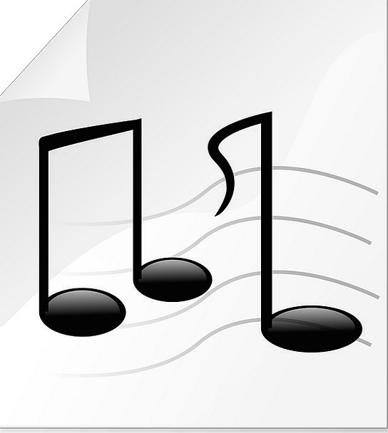 Music Notes Acoustic Songs Tunes Audio Tune Mp3 Sy