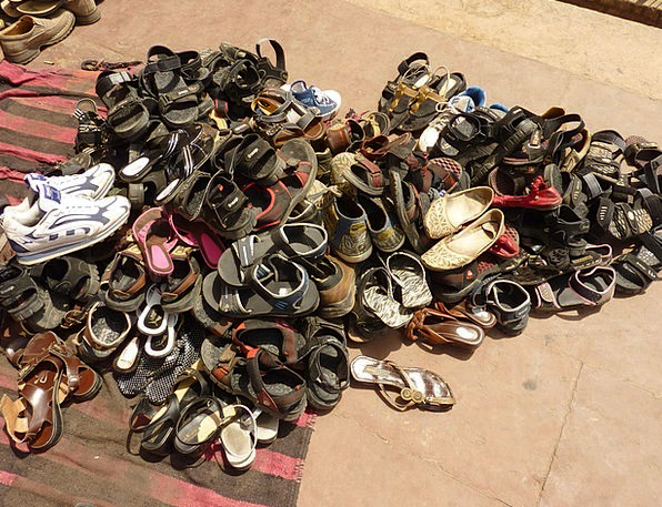 Shoes Flip-flops Mosque Sandals