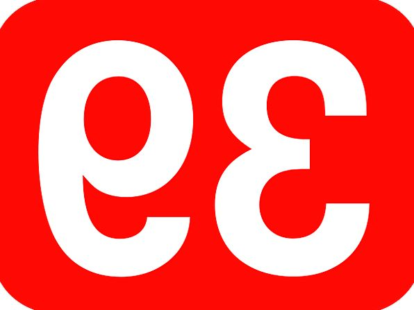 Thirty Number Amount Nine Rounded Round Rectangle