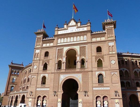 Madrid Buildings Stadium Architecture Spain Arena