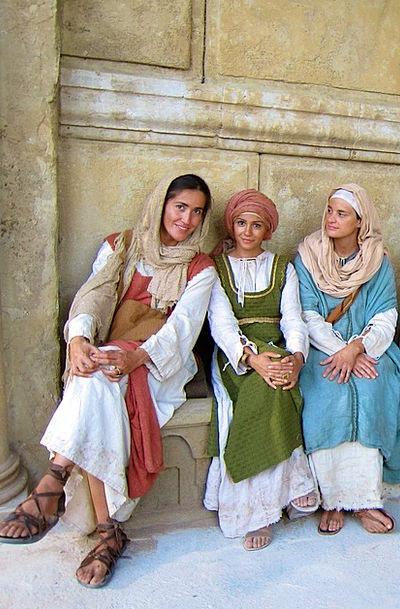 Old Testament Females Religious Women Bible Religi