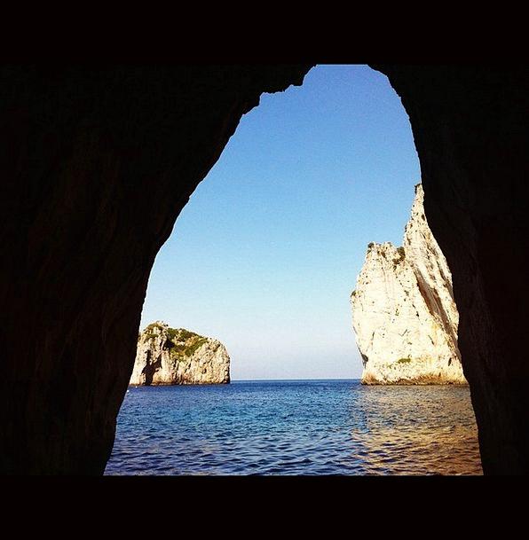 Capri Vacation Travel Amalfi Coast Italy Coast Oce
