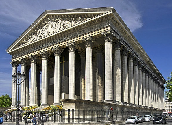 Paris Buildings Architecture Architecture France S