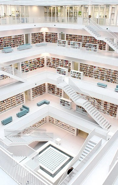 Library Public library Buildings Building Architec