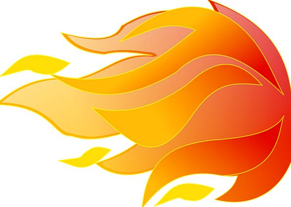 Fire Passion Explosion Flames Fires Blast Free Vec