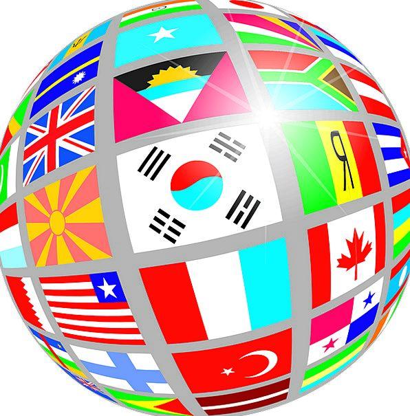 Globe Standard United Joint Flag Planet Flags Stre