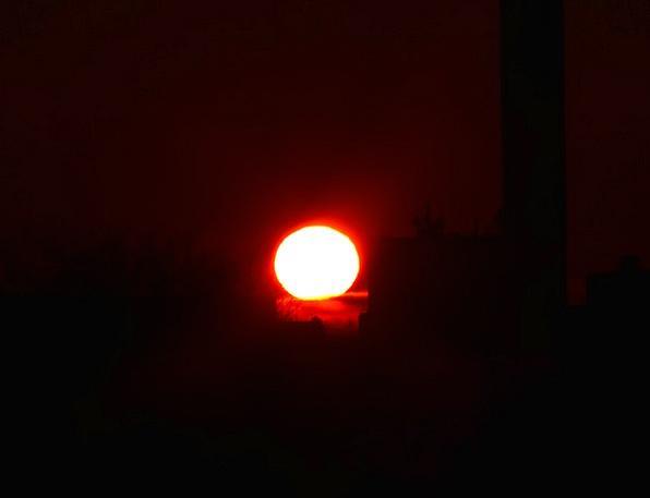 Sun Vacation Meteor Travel Sunset Sundown Fireball