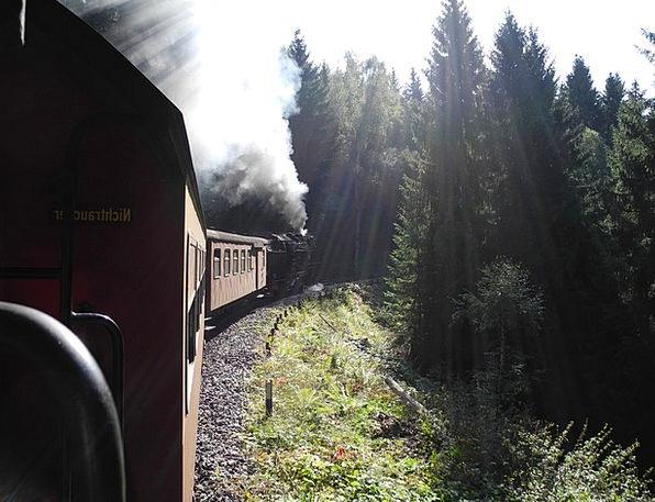 Loco Train Pullman Steam Locomotive Zugfahrt Steam