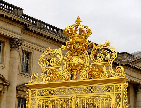 Goal Goalmouth Regal Fence Barrier Royal Versaille