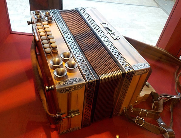 Accordion Music Melody Musical Instrument