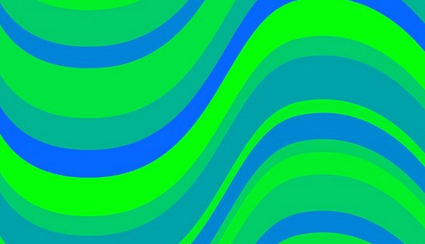 Backgrounds Upbringings Lime Blue Azure Green Up W