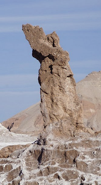 Valley Of The Moon Thirsty Monolith Megalith Dry