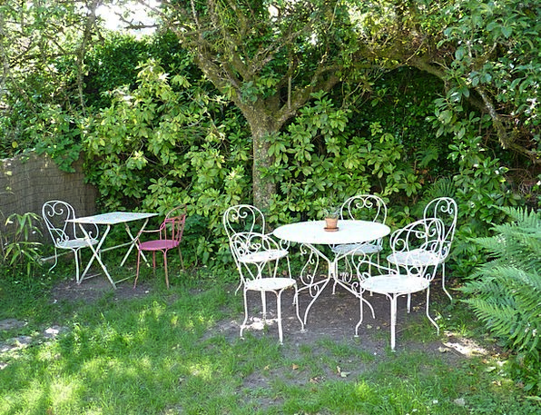 Garden Furniture Landscapes Plot Nature Nature Cou