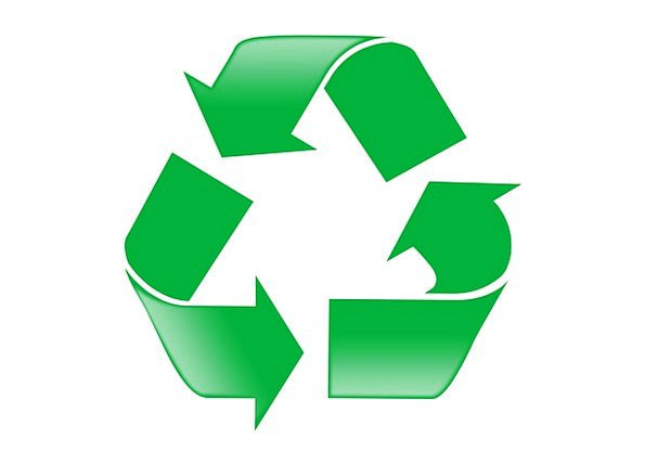 Recycle Reprocess Sign Icon Image Symbol Renewable