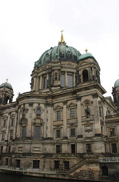Berlin Cathedral Buildings Architecture Dom Berlin