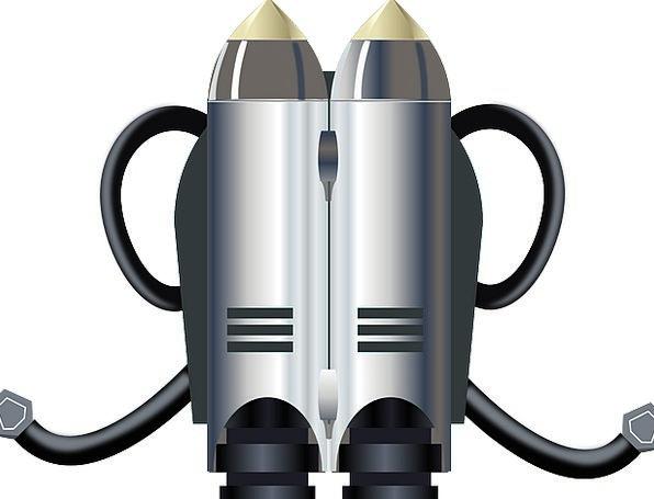 Jetpack Skyrockets Science Discipline Rockets Futu