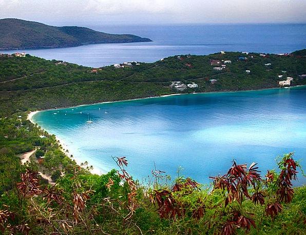 Caribbean Vacation Marine Travel Beach Seashore Se