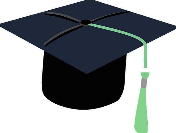 Hat Cap Certificate Graduation Advancement Diploma a768221fc0e