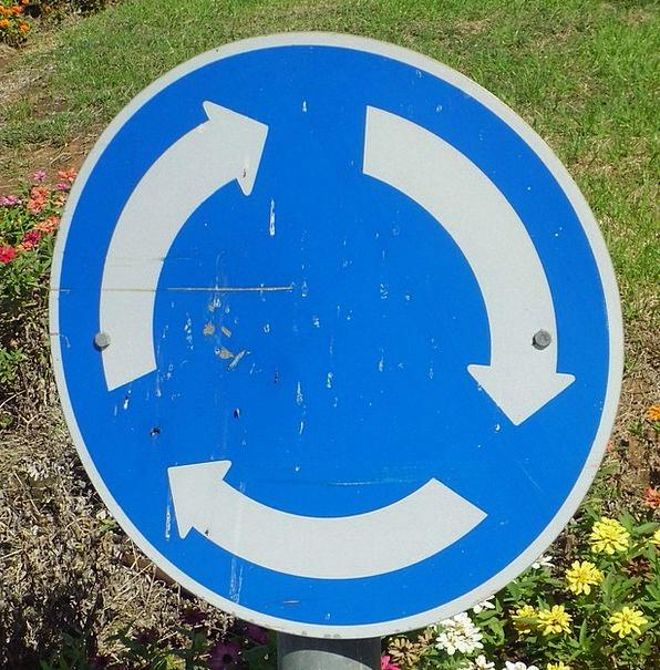 Traffic Signal Traffic Transportation Ring Circle