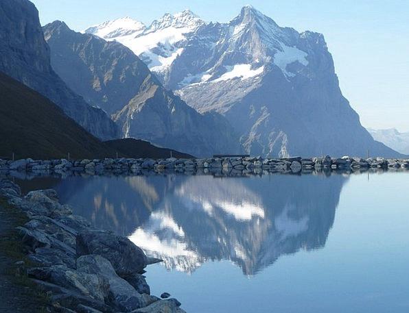 Eigertrail Bernese Oberland Mountain World Kleine