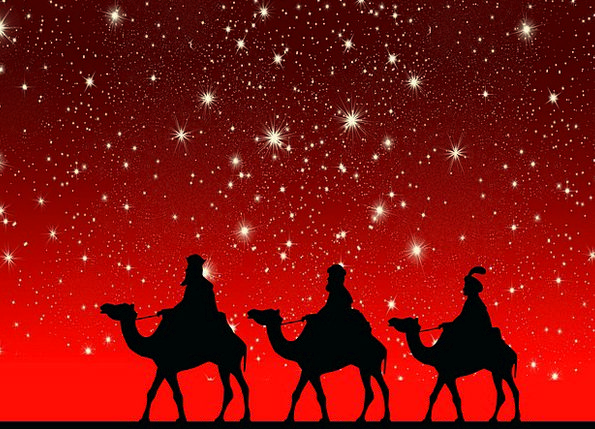 Holy Three Kings Ride Trip Camels Embassy Christma