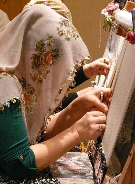 Teppichknuepferin Fashion Beauty Carpet Rug Hand L