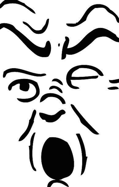 Face Expression Gentleman Feelings Spirits Man Pai
