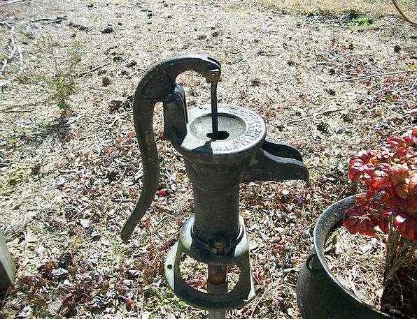 Hand Pump Aquatic Pump Drive Water Hand Wells Pipe