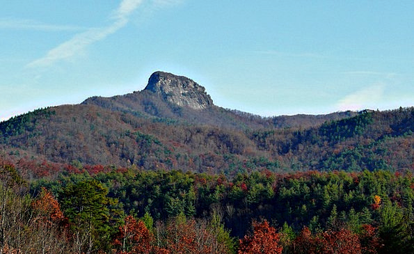North Carolina Landscapes Woodland Nature Trees Plants Forest Countryside Fall Reduction Mountain Autumn Beautiful Sky Landscape Pixcove