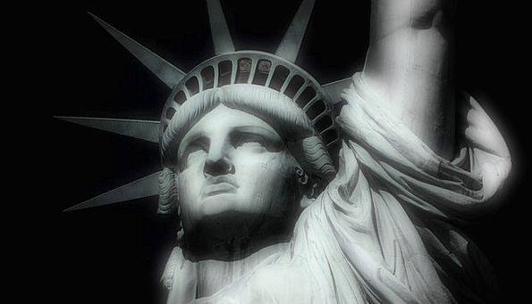 Statue Of Liberty Buildings Architecture Lady Libe