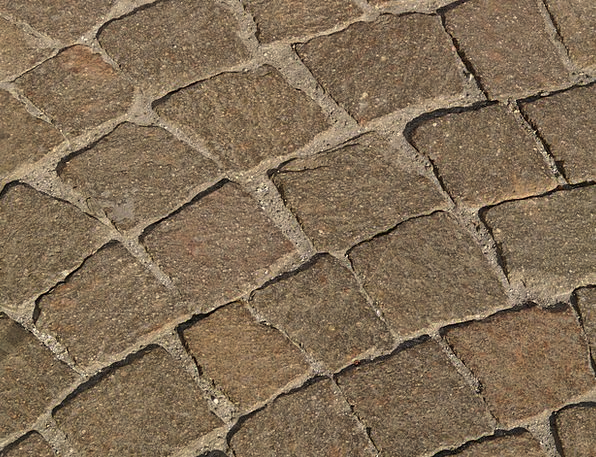 Cobblestones Cobbles Traffic Cover Transportation