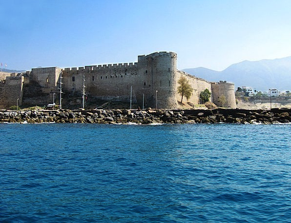 Kyrenia Vacation Fortress Travel Cyprus Castle Nor