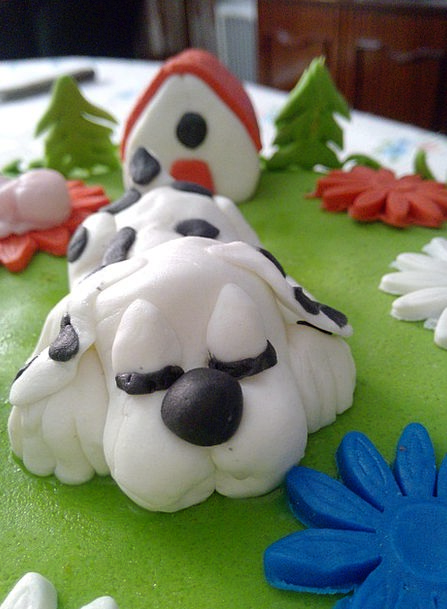 Pie Tart Birthdate Dog Canine Birthday Sweet Dream