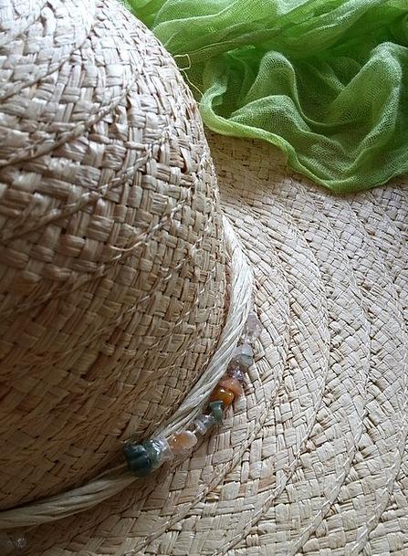 Straw Hat Cap Headwear Hat