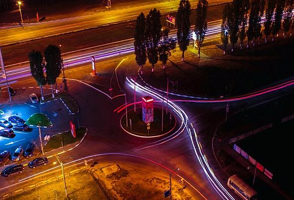 Voronezh Freezelight Night City