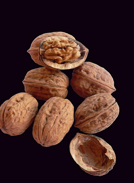 Walnuts Drink Mad Food Snack Nosh Nuts Healthy Fit