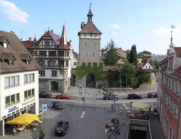 Constance Buildings Structure Architecture City Ur
