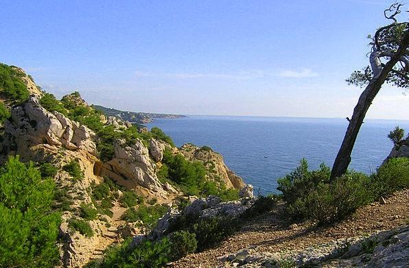 Marseille Landscapes Scenery Nature Sea Marine Lan