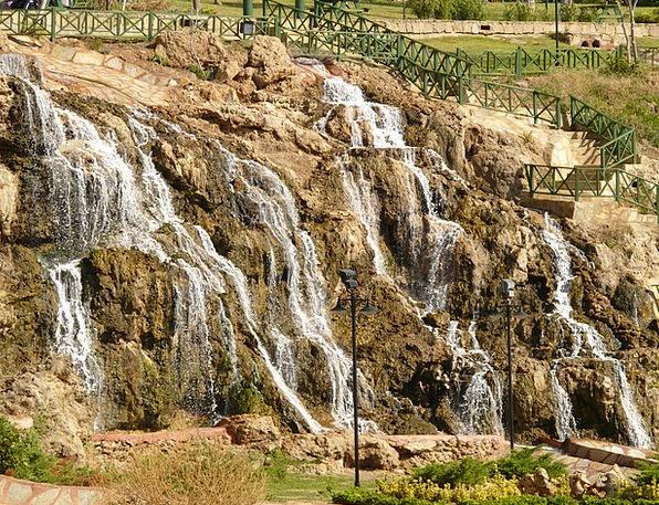 Upper Düden Waterfall Cascade Duden Park Waterfall