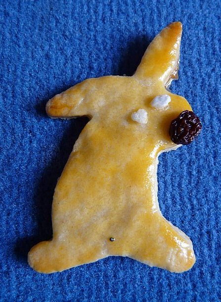 Easter Bunny Easter Cakes Easter Fine Pastry Hare