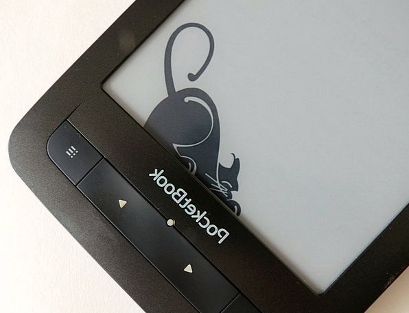 Pocketbook Notecase Reader Booklover Ebook Cat Fel