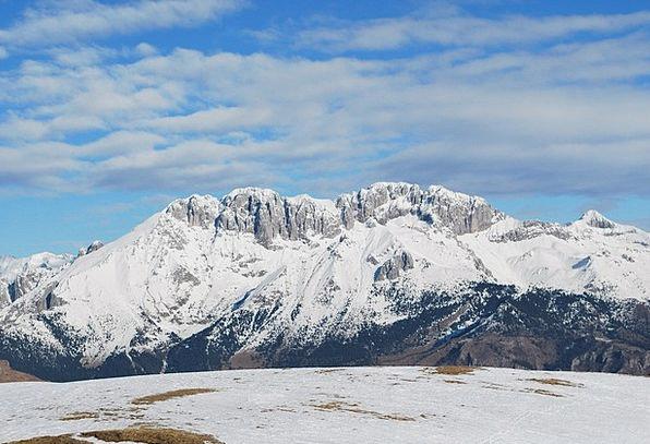 Mountain Crag Landscapes Nature Landscape Scenery
