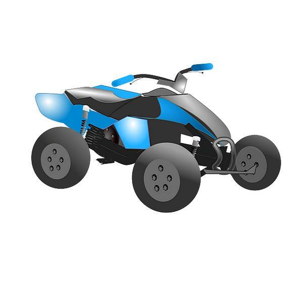 Quad Courtyard Atv Motor Sports All Terrain Vehicl
