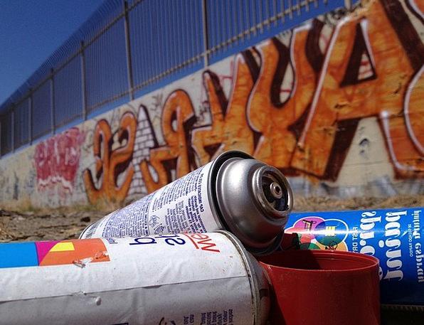 Graffiti Drawings Traffic Painting Transportation